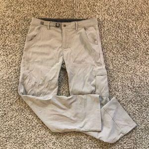 Prana Zion Stretch Pants Lx32 (waist size 35-38)